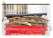 Cardboard  Carry-all Pouch by Tom Gowanlock