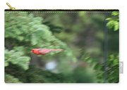 Cardinal In Flight Carry-all Pouch