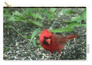 Cardinal In Springtime Carry-all Pouch