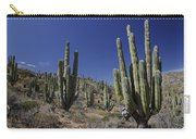 Cardon Pachycereus Pringlei Cacti Carry-all Pouch