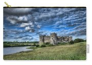 Carew Castle Pembrokeshire 3 Carry-all Pouch