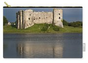 Carew Castle Reflections Carry-all Pouch