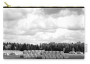 Cariboo Country Hay Bales Carry-all Pouch