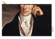 Carl Maria Von Weber Carry-all Pouch by Granger