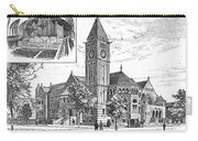 Carnegie Library, 1890 Carry-all Pouch