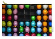 Carnival Balloons Carry-all Pouch