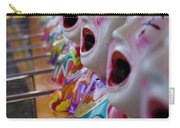 Carnival Of Clowns Carry-all Pouch
