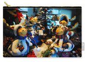Carolers Cap Carry-all Pouch