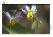 Carolina Horse Nettle - Bull Nettle - Devil's Tomato - Solanum Carolinense Carry-all Pouch