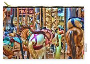 Carousel 7 Hdr Carry-all Pouch