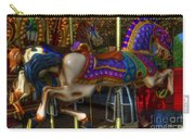 Carousel Beauties Going Away Carry-all Pouch