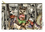 Carousel Cat Carry-all Pouch