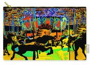 Carousel Colors Carry-all Pouch