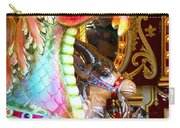 Carousel Dragon Carry-all Pouch