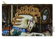 Carousel Horse - 4 Carry-all Pouch