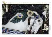 Carousel Horse - 9 Carry-all Pouch by Paul Ward
