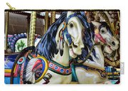 Carousel Horse 2 Carry-all Pouch by Paul Ward