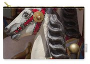 Carousel Horses Carry-all Pouch