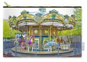 Carousel Ride In Pittsburgh Pennsylvania Carry-all Pouch