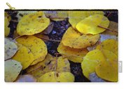 Carpet Of Gold Carry-all Pouch