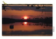 Carrabelle Sunset Carry-all Pouch