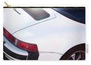 Carrera Porsche White Backend  Carry-all Pouch