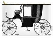 Carriage: Brougham Carry-all Pouch