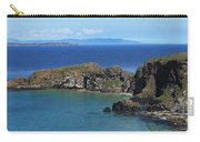 Carrick-a-rede Rope Bridge In The Carry-all Pouch