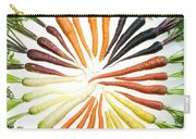 Carrot Pigmentation Variation Carry-all Pouch