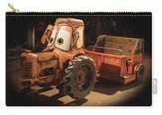 Cars Land Cow Tractor Carry-all Pouch