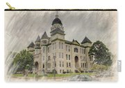 Carthage Courthouse Carry-all Pouch
