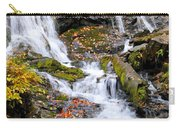Cascades At Mingo Falls Carry-all Pouch