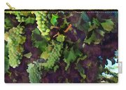 Cascading Grapes Carry-all Pouch