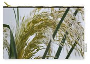 Cascading Pampas Carry-all Pouch