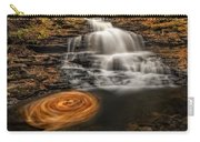 Cascading Swirls Carry-all Pouch