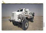 Casper Armored Vehicle Sits Carry-all Pouch