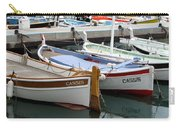 Cassis Harbor Carry-all Pouch