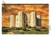Castel Del Monte Carry-all Pouch