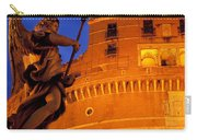 Castel Sant Angelo Carry-all Pouch by Brian Jannsen