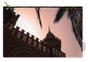 Castell Dels Tres Dragons - Barcelona Carry-all Pouch