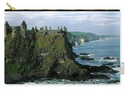 Castle At The Seaside, Dunluce Castle Carry-all Pouch