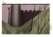 Castle By Moonlight Carry-all Pouch