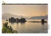 Castle Cannero On Lake Carry-all Pouch