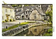 Castle Combe Riverside Carry-all Pouch