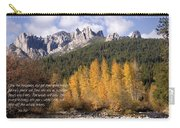 Castle Crags Autumn Carry-all Pouch
