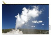 Castle Geyser Erupting Carry-all Pouch