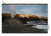 Castle Geyser Yellowstone National Park Carry-all Pouch