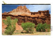 Castle In The Capitol Carry-all Pouch