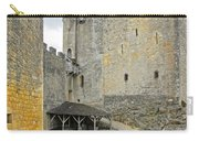 Castle Interior Ground France Carry-all Pouch