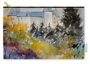 Castle Of Veves Belgium Carry-all Pouch